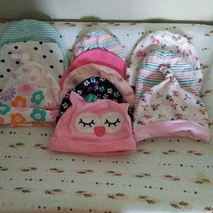 Newborn Hat Bundle of 12